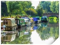 The Tranquil Chelmer and Blackwater Navigation, Print