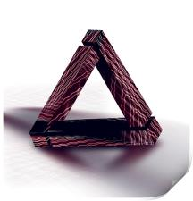 Triangle, Print