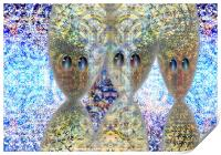Slide Trio , Print