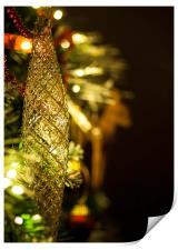 Oh Christmas Tree, Print