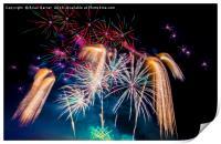 Fireworks!, Print