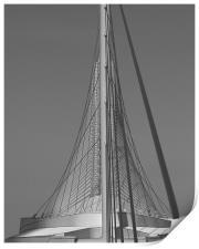 Milwaukee Art Museum, Print