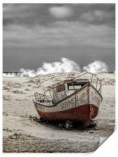 Beached, Print