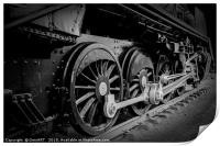 Strong wheels, Print