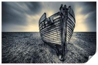 Boat, Print