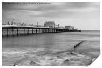 Worthing Pier, Print