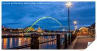 The Magical Quayside.........., Print