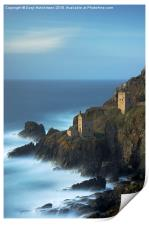 The Crowns, Botallack, Print