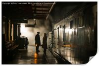 Off the last train, Print