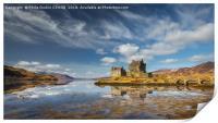 Eilean Donan Castle - Scotland, Print