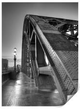 Tyne Bridge Newcastle, Print