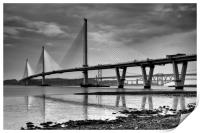The Bridges, Print