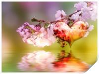 Spring fever, Print