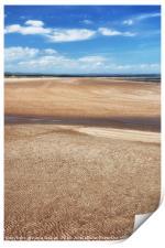 West Sands Beach, St Andrews, Print