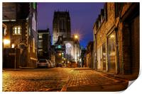 LIVERPOOL CATHEDRAL, Print