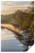 Autumn Light, Print