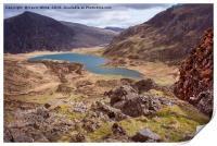 North Wales Walking, Print