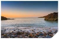 Rotherslade bay., Print