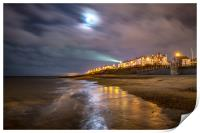 Southwold by Night , Print