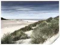 Holkham Beach North Norfolk, Print
