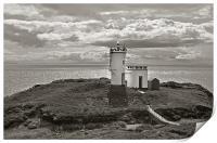 Elie Lighthouse, Print