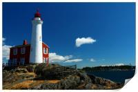 Fisgard Lighthouse , Print