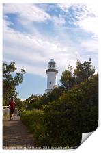 Cape Byron Lighthouse , Print