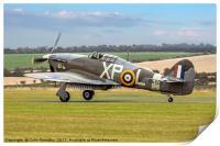 Hawker Hurricane IIB BE505 G-HHII, Print