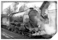 North Yorkshire Moors Railway #2, Print
