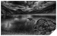 Wastwater, Print