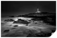 Turnberry Lighthouse, Print