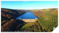 Ladybower Reservoir , Print