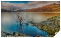 Loch Venachar, Print