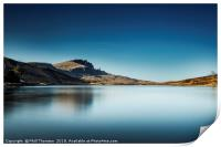 The Old Man of Storr No. 2, Print