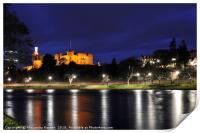 Inverness Castle, Print