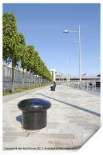 Glasgow Waterfront, Print