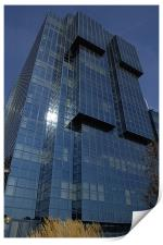 Office Building, Print