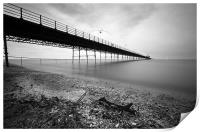 Pier at Southport, Print