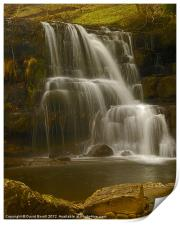 East Gill Upper Falls, Print