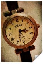 Time, Print