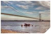 Humber Recovery 2014, Print