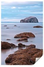 The Bass Rock, Print