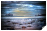 Bass Rock North Berwick, Print