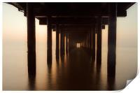 Southwold Pier Point, Print