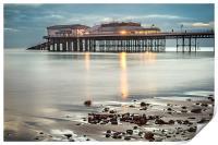 Cromer Pier, Print
