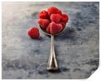 Raspberries, Print