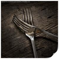 Cutlery Series 2, Print