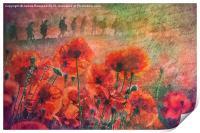 Remembrance, Print