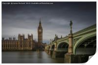 Westminster, Print