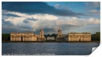 The Old Royal Naval College, Greenwich, Print